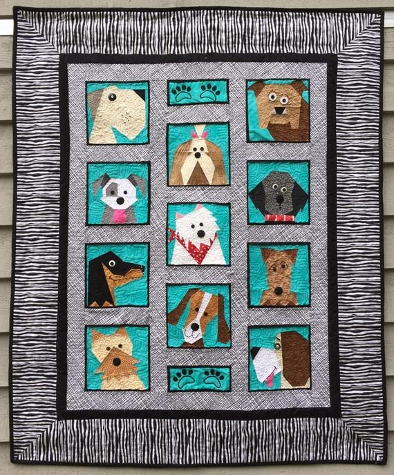 Permalink to 9 Beautiful Dog Quilting Pattern Inspirations