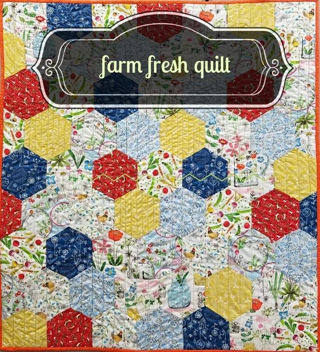 Stylish farm fresh quilt tutorial fabric editions blog 9 Beautiful Fresh Quilting Fabric Near Me Inspirations