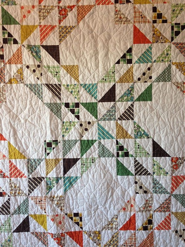 Stylish hadley quilt triangle quilt quilts scrap quilt patterns 10 Elegant Ocean Waves Quilt Pattern Inspirations