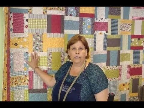 9 Unique Jelly Roll And Layer Cake Quilt Patterns Gallery