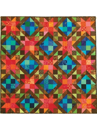 Stylish northern lights quilt pattern 10 New Northern Lights Quilt Pattern