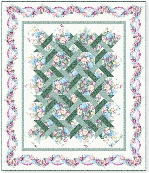 Stylish pin on garden twist quilt Cozy Garden Twist Quilt Pattern Inspirations