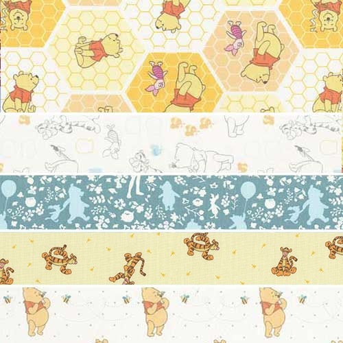 Stylish pooh fabric 9 Elegant Winnie The Pooh Quilting Fabric Gallery
