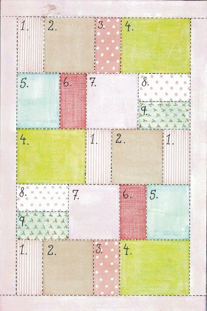 Stylish quilt i dont sew but seeing some of the pretty things on 9   Pinterest Easy Quilt Patterns Inspirations