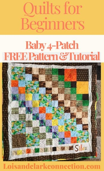 Stylish quilt patterns for beginners menagerie ba 4 patch Beautiful Four Patch Quilt Patterns