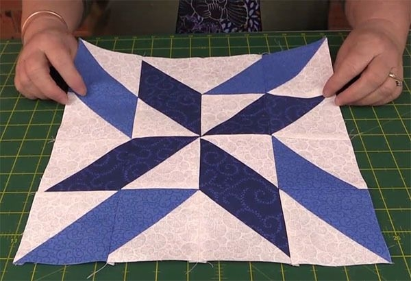 Stylish quilting block tutorial mosaic pinwheel quilt block 9 Unique Pinwheel Quilt Block Pattern Gallery