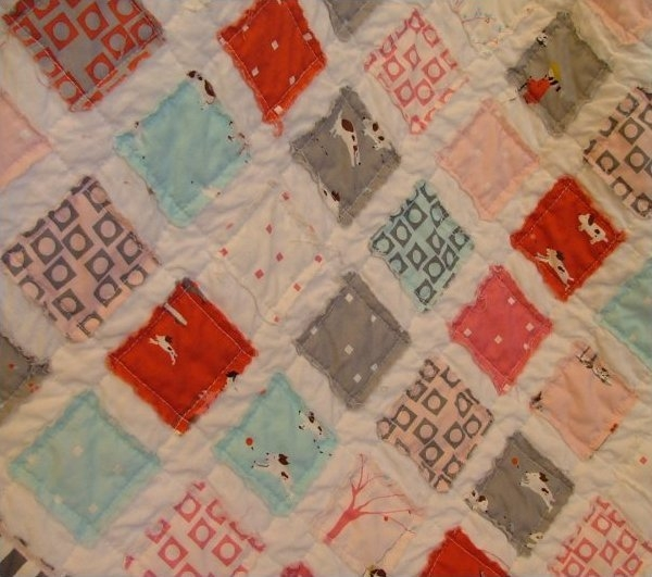 Stylish vintage ba quilt 10   Vintage Baby Quilt Pattern
