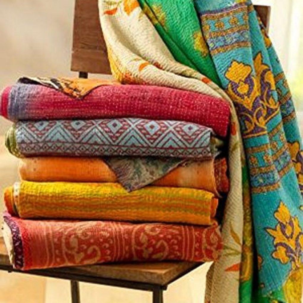 Stylish what is kantha history of kantha vintage kantha quilt 9 Stylish Vintage Kantha Quilts Gallery