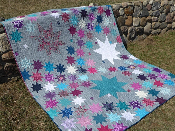 Unique 5 free king size quilt patterns and tips for king quilts Cozy King Size Patchwork Quilt Pattern