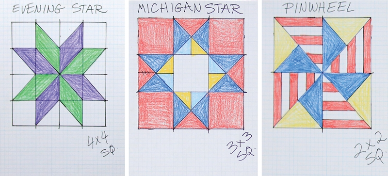 Unique barn quilt art michigan blue magazine 10   Quilt Patterns For Barns Gallery