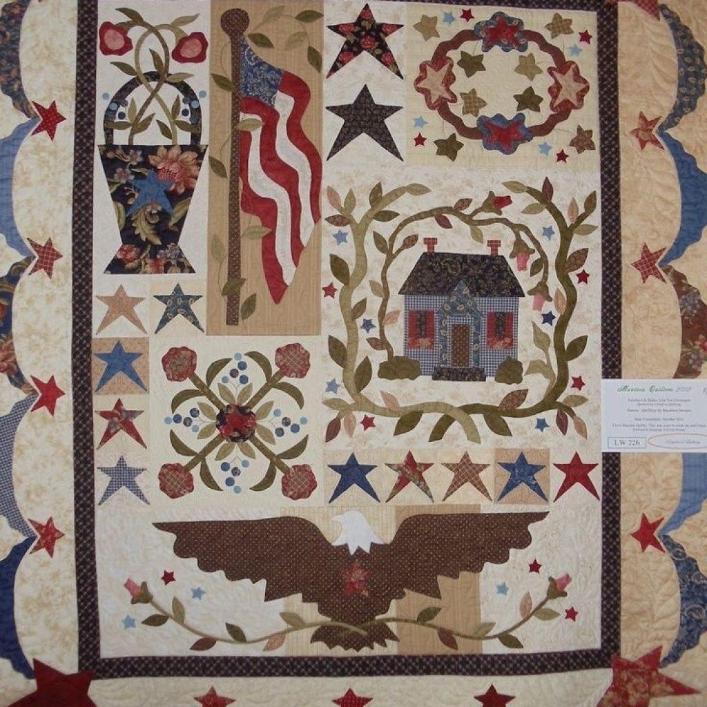Unique blackbird designs quilt patterns patriotic quilt oop 9 Elegant Blackbird Designs Quilt Patterns