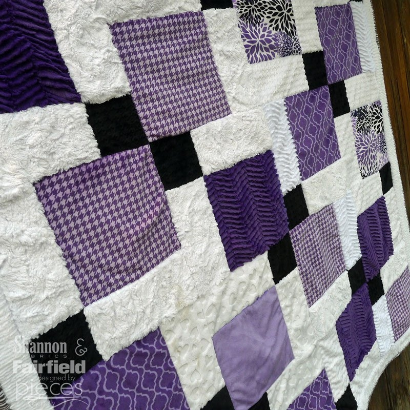 Unique disappearing nine patch cuddle quilt 11 Stylish Tossed Nine Patch Quilt Pattern Gallery