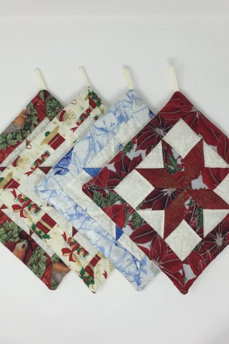 Unique handmade amish quilts and crafts family farm handcrafts 9 Cozy Amish Quilted Pot Holders For Sale Inspirations
