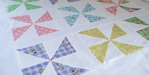 Unique how to make fast and easy pinwheel blocks quilting digest Stylish Easy Pinwheel Quilt Pattern Gallery