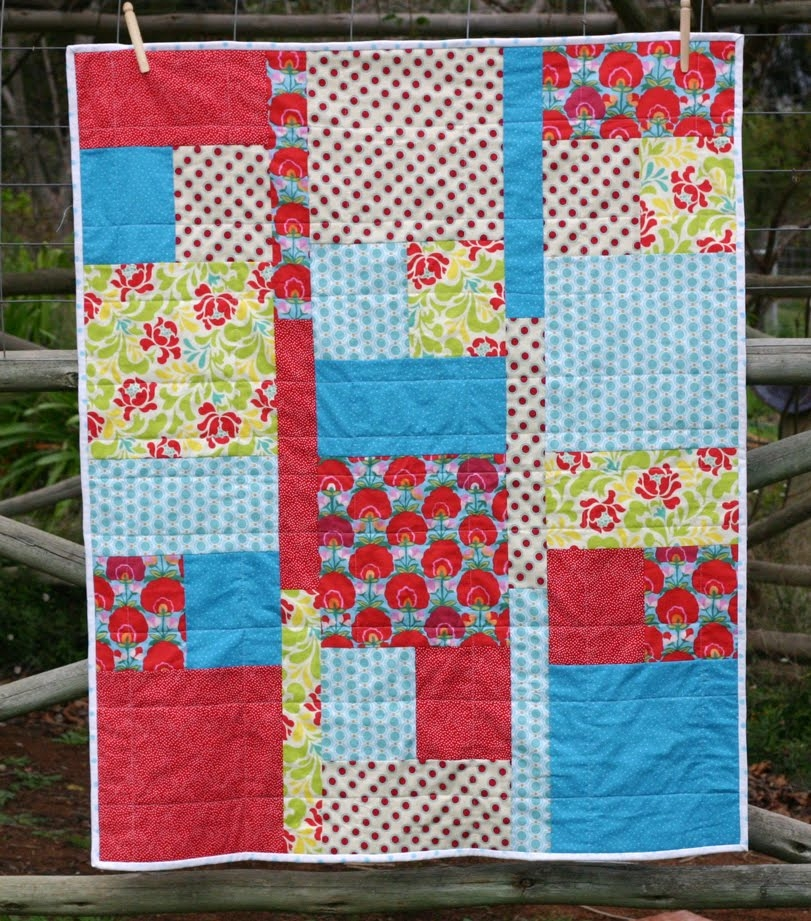 Unique kate henderson quilts fat quarter ba quilt tutorial New Fat Quarter Quilt Patterns