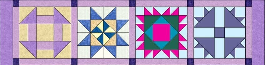 Unique the 10 best beginner quilt patterns 9 Cool Block Quilt Patterns For Beginners