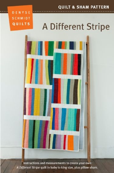 a different stripe throw sized quilt 11 New Denyse Schmidt Quilt Patterns Inspirations