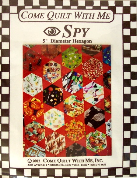Beautiful i spy 5 hexagon block template set 9   I Spy Quilt Pattern Hexagon Inspirations