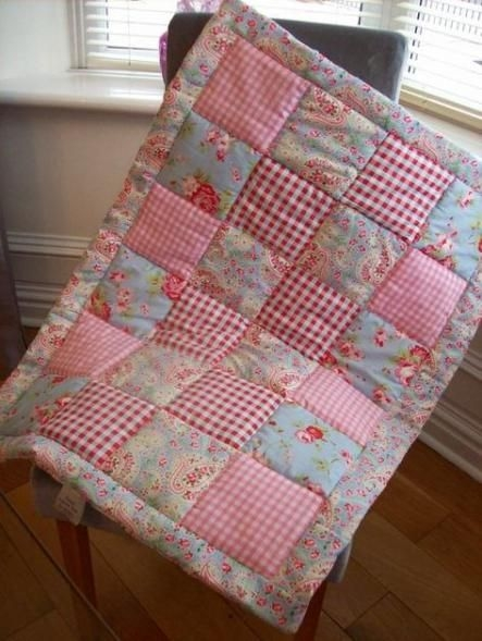 Beautiful patchwork quilt ideas design etsy 59 best ideas ba New Patchwork Baby Quilt Pattern Inspirations