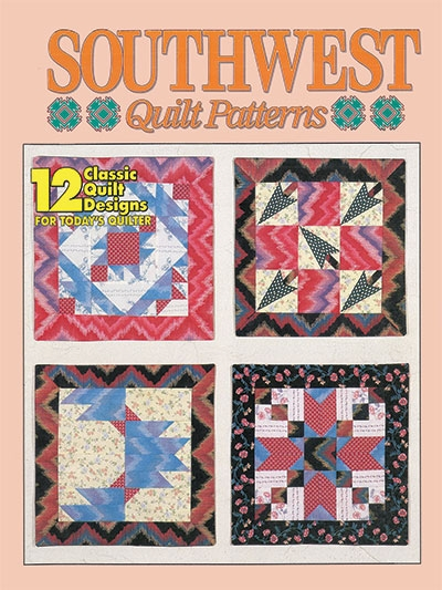 Beautiful southwest quilt patterns 9 Stylish Southwestern Quilt Patterns