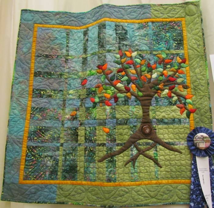 Cool 2014 garden of quilts show contemporary quilts winners 10   Contemporary Quilts Inspirations