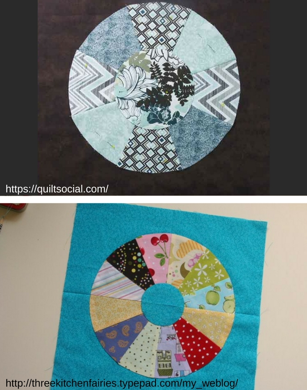 Cool block friday wheel quilts fons porter quilting daily 9 Elegant Wagon Wheel Quilt Pattern Gallery