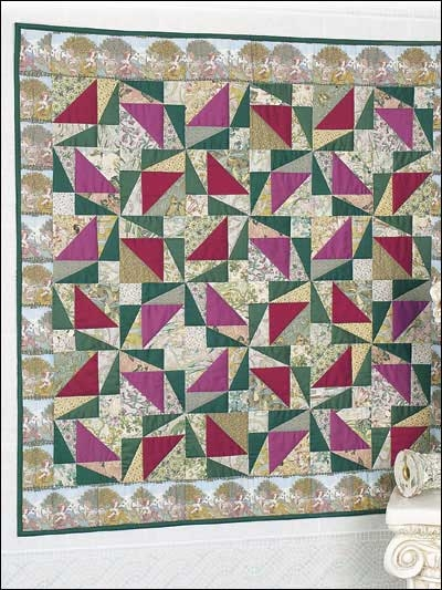 Cool free wall hanging quilt patterns 11 Interesting Quilt Wall Hanging Patterns