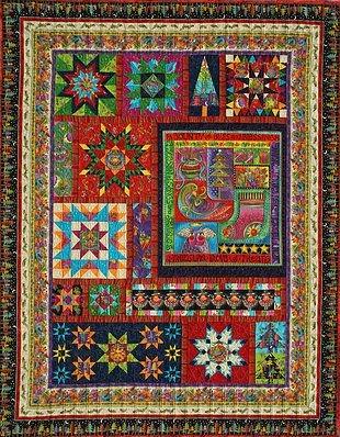 Cool laurel burch quilts google search quilts colorful 9 Cozy Laurel Burch Quilt Fabric