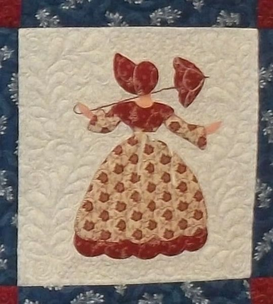 Cool pdf sunbonnet sue southern belle quilt pattern etsy in 10 Unique Southern Belle Quilt Pattern