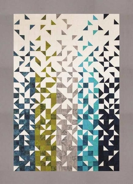 Permalink to 9 Stylish Modern Quilt Block Patterns
