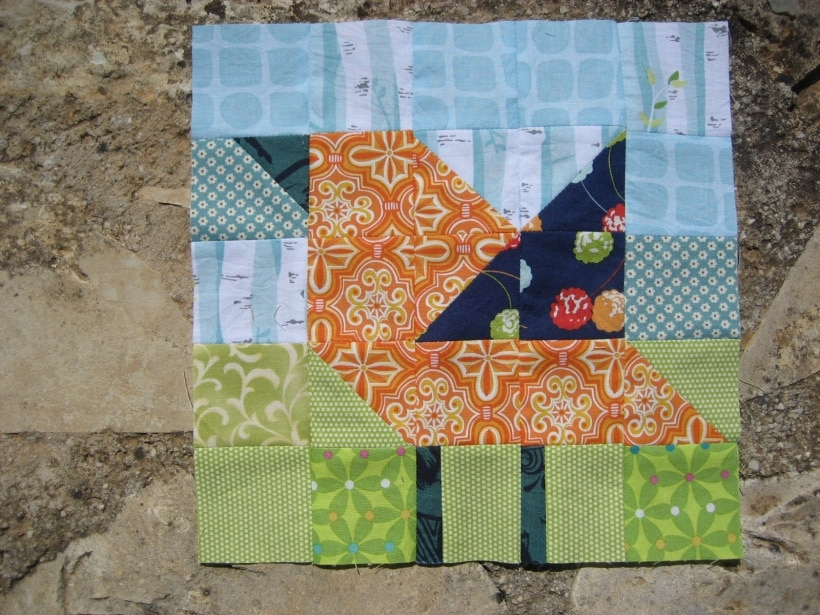 Cozy 27 free quilt block patterns 9 Stylish Modern Quilt Block Patterns