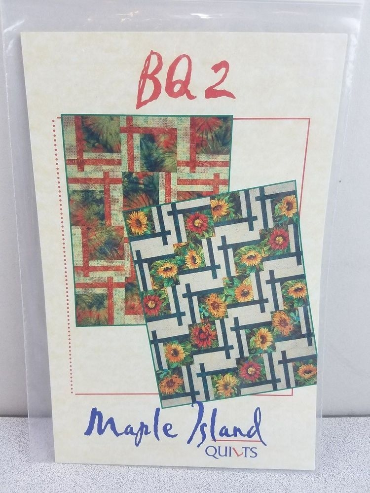 Cozy bq2 quilt pattern for large print fabrics maple island 10   Quilt Patterns For Large Print Fabrics Inspiration Inspirations