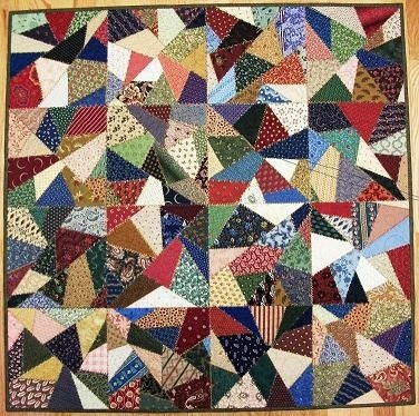 Cozy crazy quilting patterns catalog of patterns crazy quilts 9 Elegant Crazy Patch Quilt Pattern