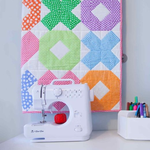 Cozy go qube 8 hugs and kisses ba quilt pattern 11 Interesting Hugs And Kisses Quilt Pattern Inspirations