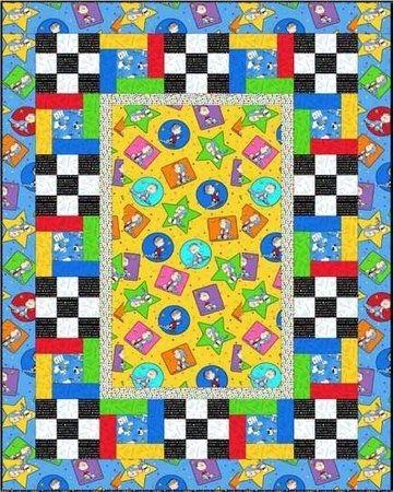 Elegant project linus quilt patterns project linus nighty night 11 Interesting Linus Project Quilt Patterns Inspirations