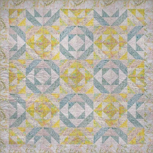 hugs and kisses kit deb grogan of the quilt factory in 11 Interesting Hugs And Kisses Quilt Pattern Inspirations