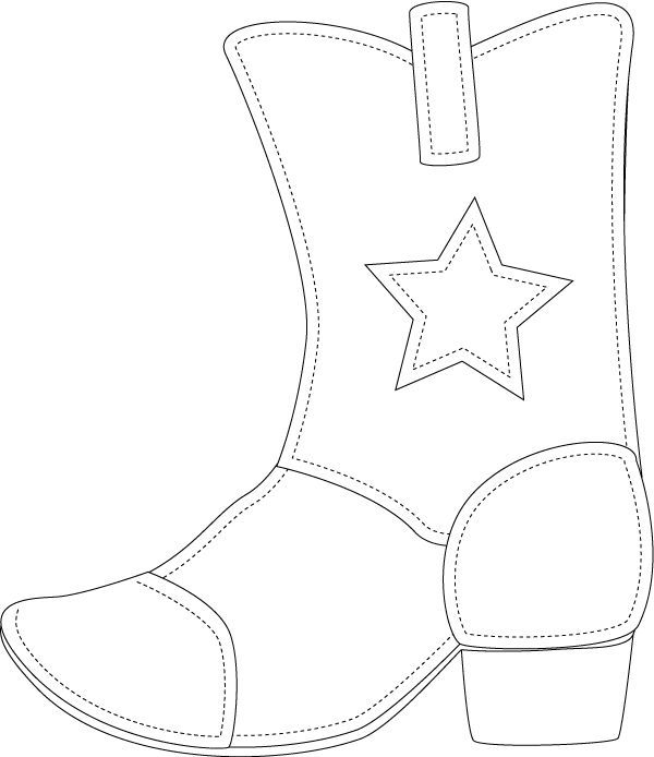 Interesting cowboy boot quilt pattern woodworking projects plans 9 Cozy Cowboy Boots Quilt Pattern