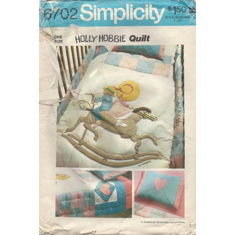 Interesting holly hobbie quilt pattern 6702 New Holly Hobbie Quilt Pattern Inspirations