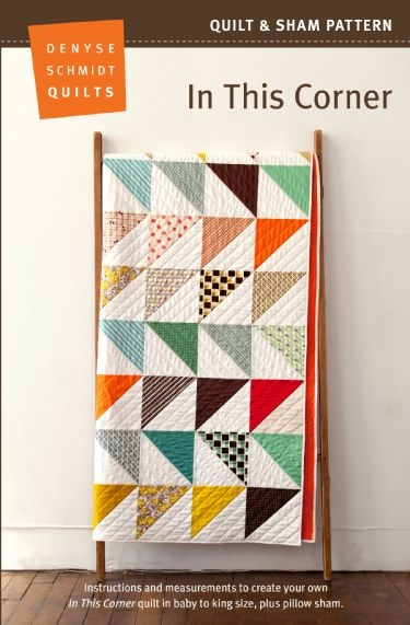 Interesting in this corner 11 New Denyse Schmidt Quilt Patterns Inspirations