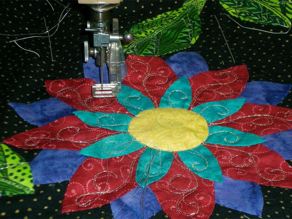 Interesting machine quilting options for beginners 11   Machine Quilting Quilting Pattern Inspirations