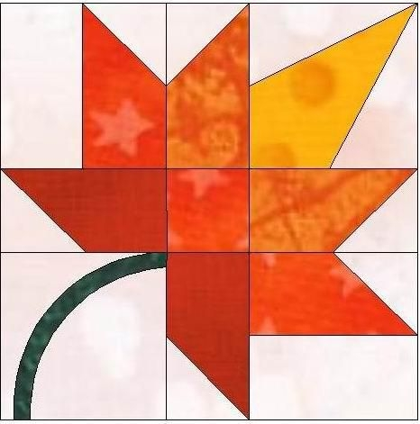 Interesting maple leaf pattern i could use the chisel and kite dies for 11 Interesting Maple Leaf Quilt Patterns Inspirations