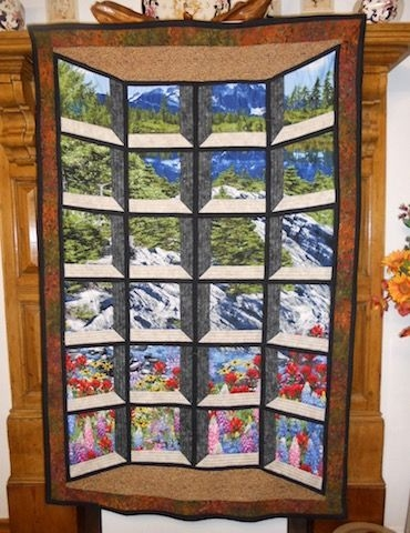 Interesting pin on quilting finished quilt ideas 10   Through The Window Quilt Pattern