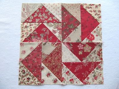 12.5 Quilt Block Patterns