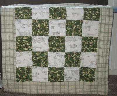 john deere quilt 11 New John Deere Quilt Patterns Gallery