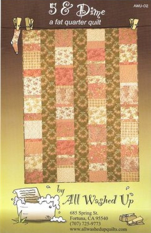Modern 5 dime all washed up pattern lap through queen size 10 New All Washed Up Quilt Patterns Gallery