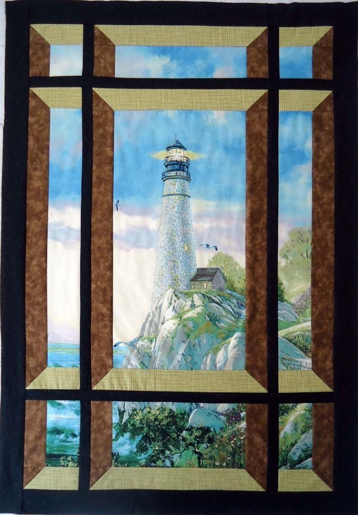 modern window quilt pattern bs2 421 advanced beginner wall 10   Through The Window Quilt Pattern