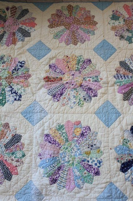 New lovely quilt vintage inspiration quilt design creations in 10 Beautiful Vintage Quilt Pattern Inspirations