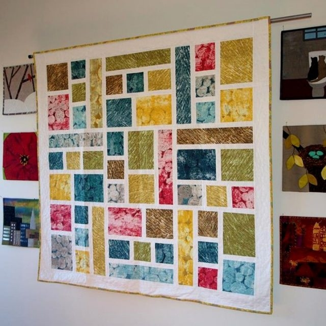 New stained glass easy quilt pattern 11 Stylish Stained Glass Quilting Patterns Inspirations