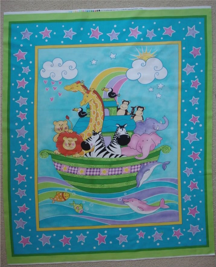 Stylish ba girl fabric panels lillysroom cot quilt panel 11 New Baby Quilt Fabric Panels Gallery