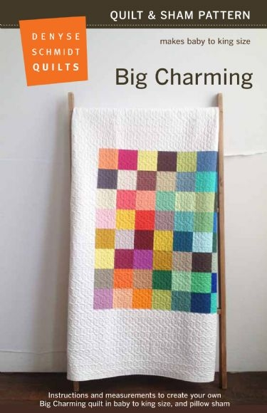 Stylish big charming quilt 11 New Denyse Schmidt Quilt Patterns Inspirations